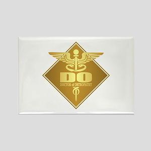 DO gold diamond Magnets