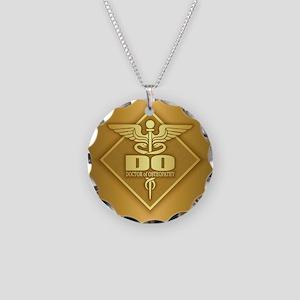 DO gold diamond Necklace
