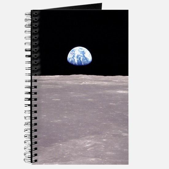 Apollo 11 Space gift Journal