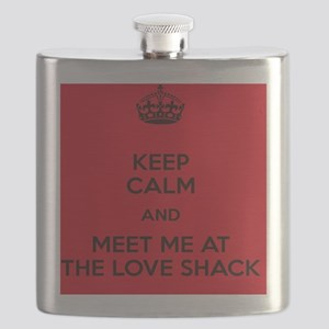 Meet me at the Love Shack Flask