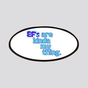 Ef's Are Kinda My Thing Patch