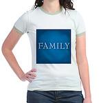 Family Jr. Ringer T-Shirt