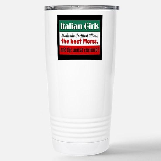 Italian Girls Travel Mug