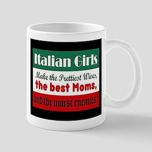 Italian Girls Mugs