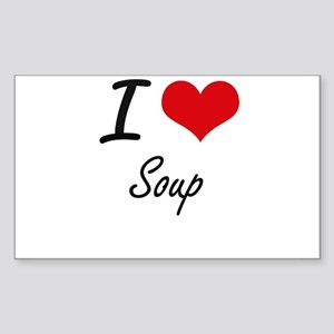 I love Soup Sticker