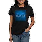 Family Women's Dark T-Shirt