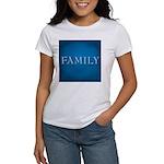 Family Women's Classic White T-Shirt