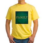 Family Yellow T-Shirt