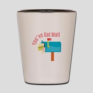 Youve Got Mail Shot Glass