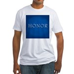 Honor Fitted T-Shirt