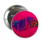 """Pit Bull Power 2.25"""" Button (10 pack)"""