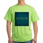 Honor Green T-Shirt