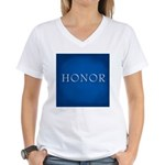Honor Women's V-Neck T-Shirt