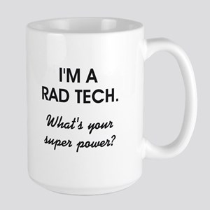 I'M A RAD TECH.... Mugs