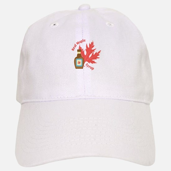 Real Maple Syrup Baseball Hat