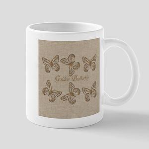 Cute Chic Butterfly Mug