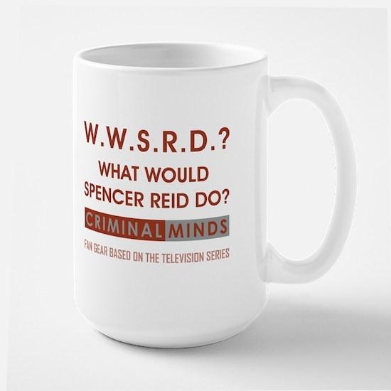 WWSRD? Large Mug