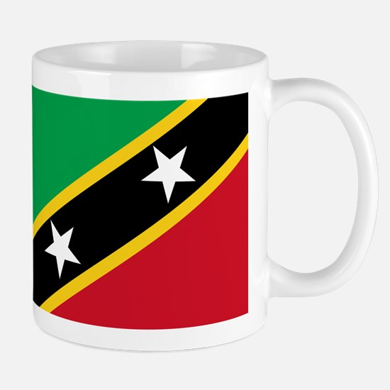 Saint Kitts and Nevis Mugs