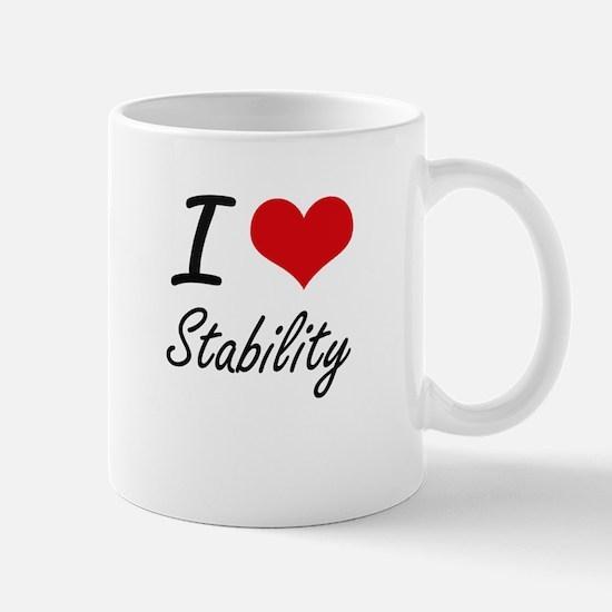 I love Stability Mugs