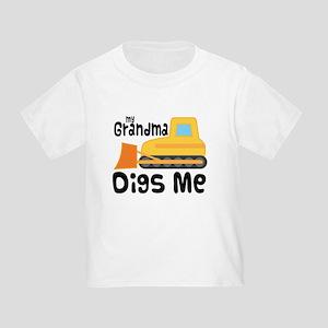 My Grandma Digs Me T-Shirt