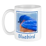 Bluebird 11 oz Ceramic Mug