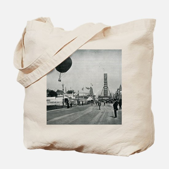 Columbian Exposition- Western Entrance Tote Bag