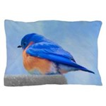 Bluebird Pillow Case