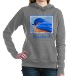 Bluebird Women's Hooded Sweatshirt