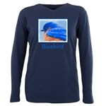 Bluebird Plus Size Long Sleeve Tee
