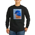 Bluebird Long Sleeve Dark T-Shirt