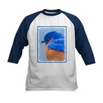 Bluebird Kids Baseball Tee