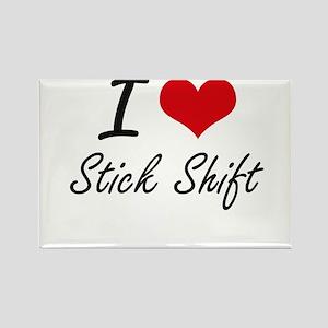 I love Stick Shift Magnets