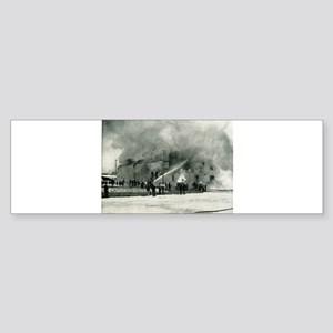 Columbian Exposition Cold Storage F Bumper Sticker