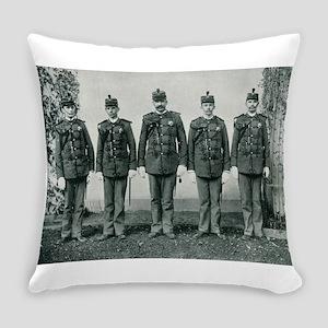 Columbian Exposition Guard Everyday Pillow
