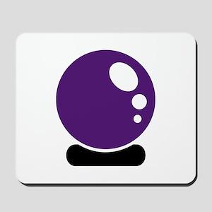Magic crystal ball Mousepad