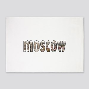 Moscow 5'x7'Area Rug