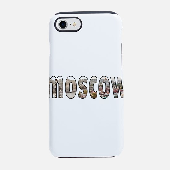 Moscow iPhone 8/7 Tough Case