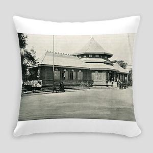 Columbian Exposition- Ceylon Court Everyday Pillow