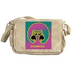 Spidercise Messenger Bag