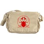 Hail Spider Messenger Bag