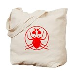 Hail Spider Tote Bag