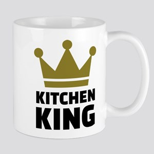 Kitchen king Mug