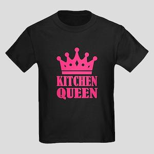Kitchen queen Kids Dark T-Shirt