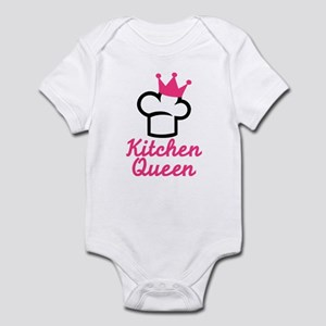 Kitchen queen Infant Bodysuit
