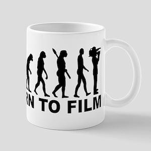 Evolution Born to film Mug
