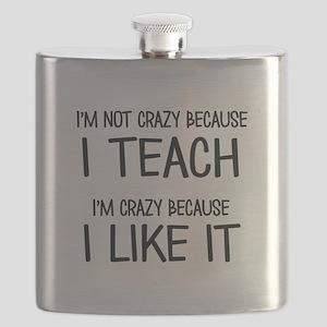 I'm not crazy Flask