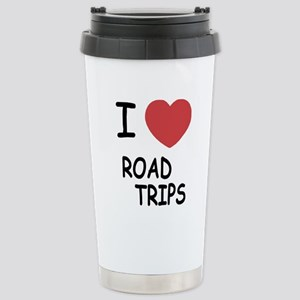 I heart road trips Mugs