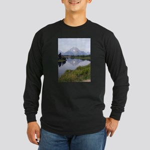 Mount Moran Long Sleeve T-Shirt
