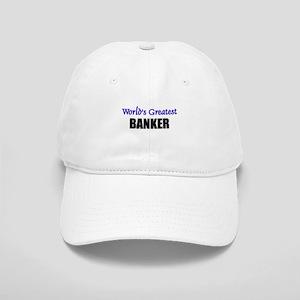 Worlds Greatest BANKER Cap