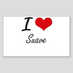 I love Suave Sticker